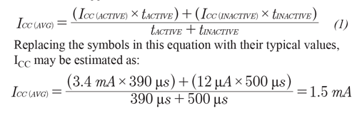 AN296144 Equation