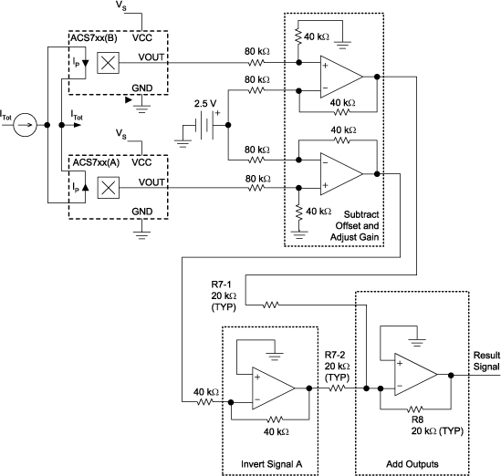 Allegro MicroSystems - Using Allegro Current Sensor ICs in Current on hall effect switch, hall sensor symbol, magnetic proximity sensor schematic, ultrasonic sensor schematic, speed sensor schematic, hall sensor circuit, infrared sensor schematic, sound sensor schematic, integrated circuit schematic, ping sensor schematic, photoelectric sensor schematic, regulator schematic, flex sensor schematic, force sensor schematic, pir sensor schematic, thermocouple schematic, light sensor schematic, transducer schematic, thermistor sensor schematic, switch schematic,