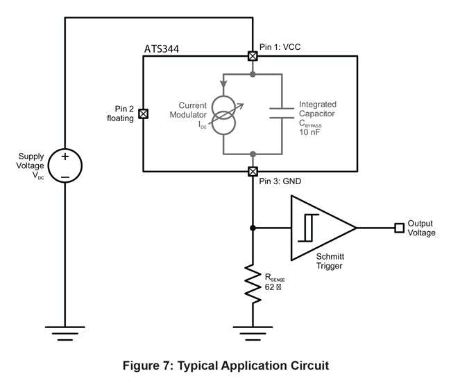 ATS344 Typical Application