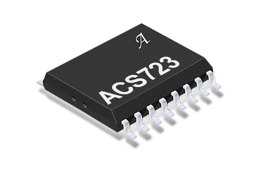 Allegro MicroSystems - ACS723 High Accuracy, Galvanically Isolated