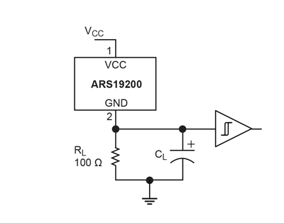 ARS19200 Typical Application