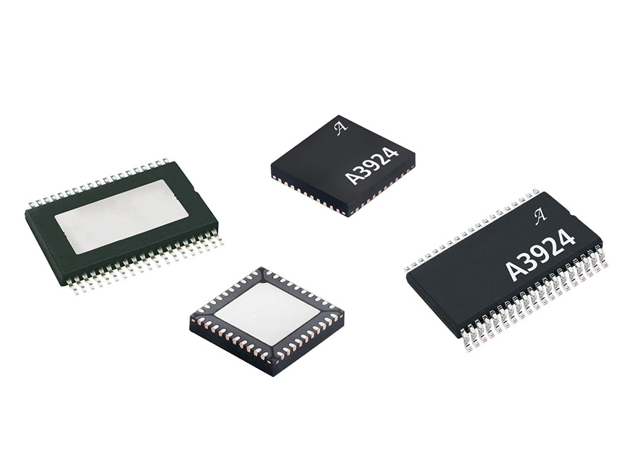 Allegro MicroSystems - A3924: Automotive, Full-Bridge MOSFET Driver