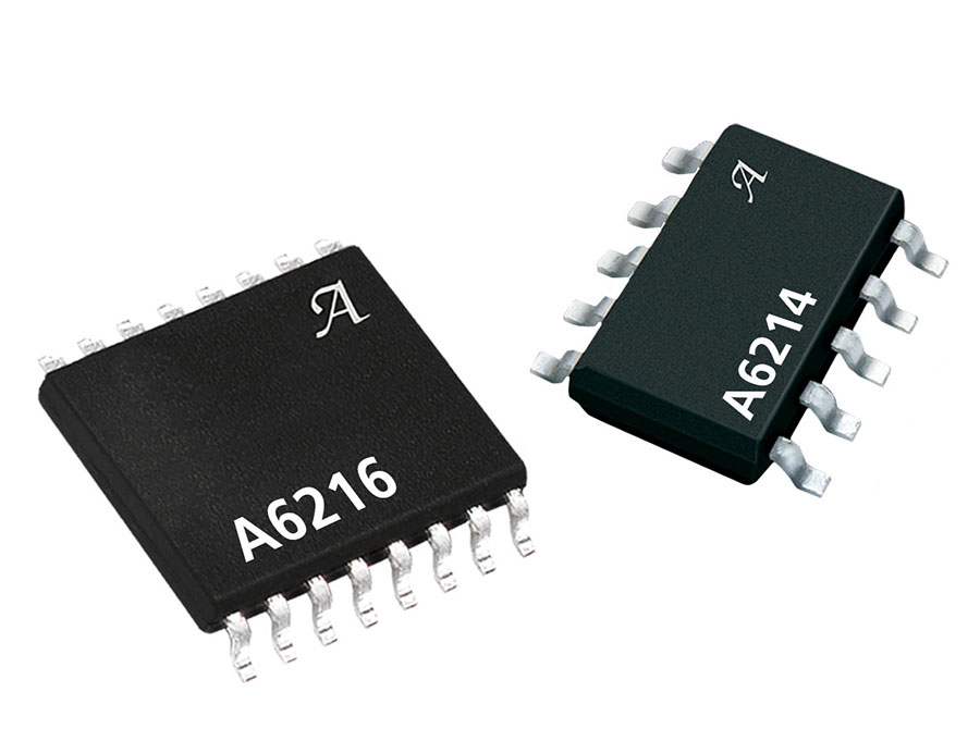 Allegro MicroSystems - A6214 and A6216 Automotive-Grade