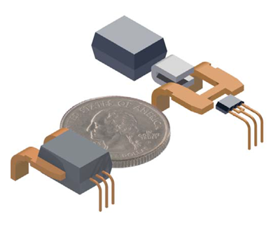 Figure 4. Allegro Integrated Current Sensor IC Package
