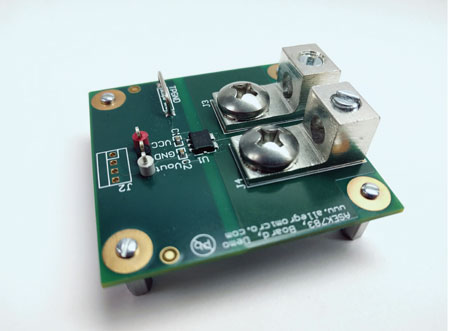 Figure 3: LR Evaluation Board