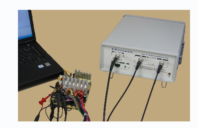 AP300 NETWORK ANALYZER