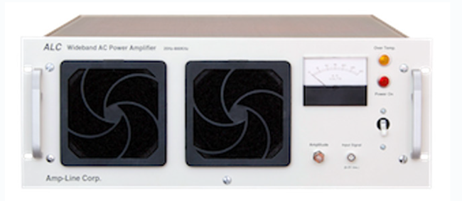 AMP-LINE CORPORATION WIDEBAND AMPLIFIER