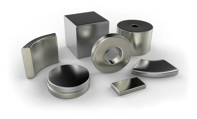 Magnet, Concentrator and Magnetic Shield Suppliers