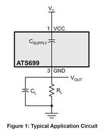 ATS699 Typical Application
