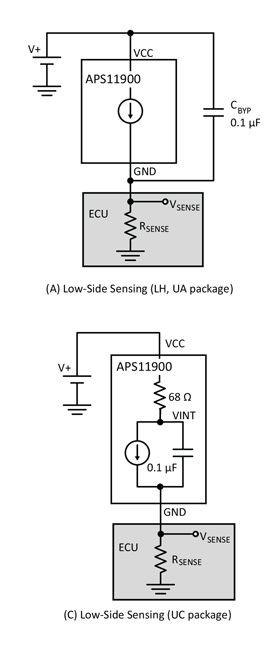 APS11900 Typical Application