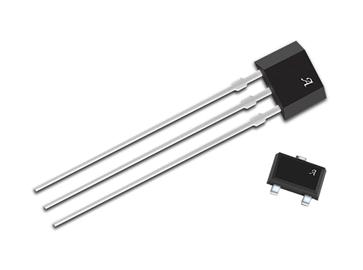 A1324-A1325-A1326: Low Noise, Linear Hall Effect Sensor ICs