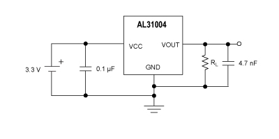A31004 Typical Application Circuit