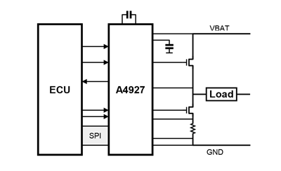 A4927 Typical Application