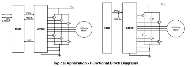 A4962 Typical Application