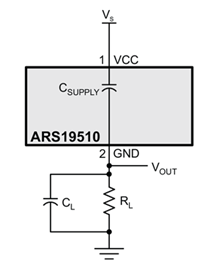 ARS19510 Typical Application