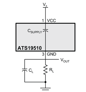 ATS19510 Typical Application