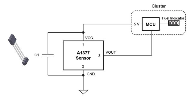 Astounding Figure 2 Tilt Sensor Driver Circuit Basic Electronics Wiring Diagram Wiring Database Lotapmagn4X4Andersnl