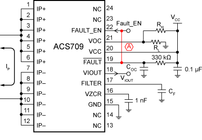 Integrated Circuit Pin Out moreover ACS709 Frequently Asked Questions furthermore S 817 likewise S L2980 furthermore Ah276 Hall Effect Sensor With Microcontroller Sensor Already In Circuit Brush. on hall effect sensor datasheet