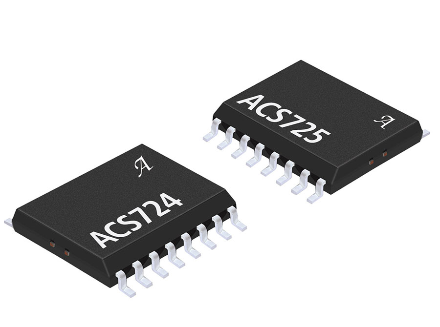 ACS724: Automotive-Grade, Galvanically Isolated Current Sensor IC