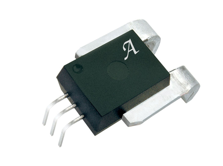 ACS756 Fully Integrated Hall Effect-Based Linear Current Sensor
