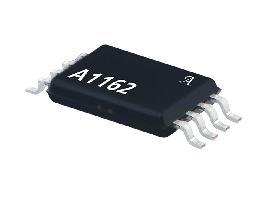 A1162 Programmable Precision Hall-Effect Switch with Advanced