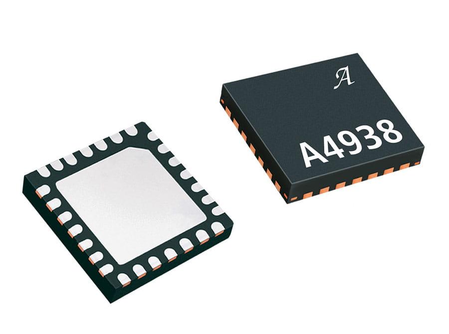 Allegro Microsystems A4938 Press Release