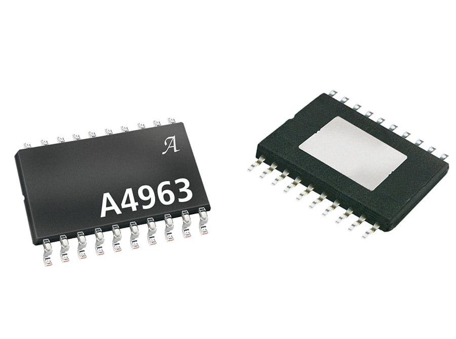 Allegro Microsystems A4963 Press Release