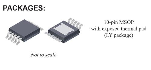 Allegro MicroSystems - A8513 Wide Input Voltage Range, High